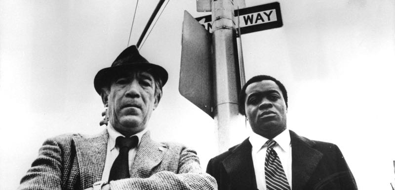 Bande originale de Across 110th street (Bobby Womack/J.J. Johnson)