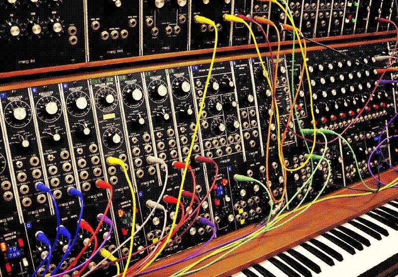 Le synthétiseur moog , l'exploration sonore cosmique