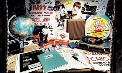 Homework Daft punk, le groove synthétique