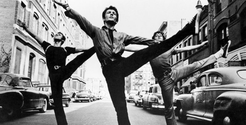 west side story musique