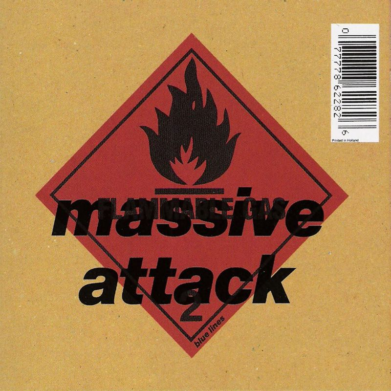 Massive Attack Blue Lines
