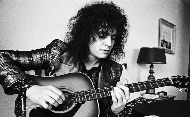 Marc Bolan & T. Rex, trublion Glam Rock