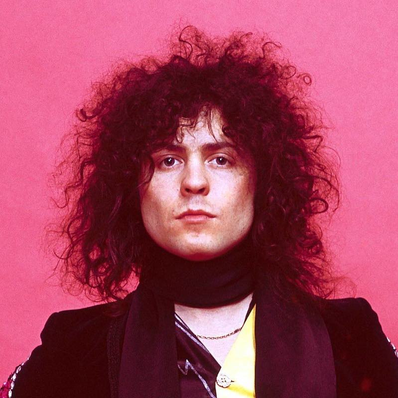 Marc Bolan & T. Rex, trublion Glam Rock