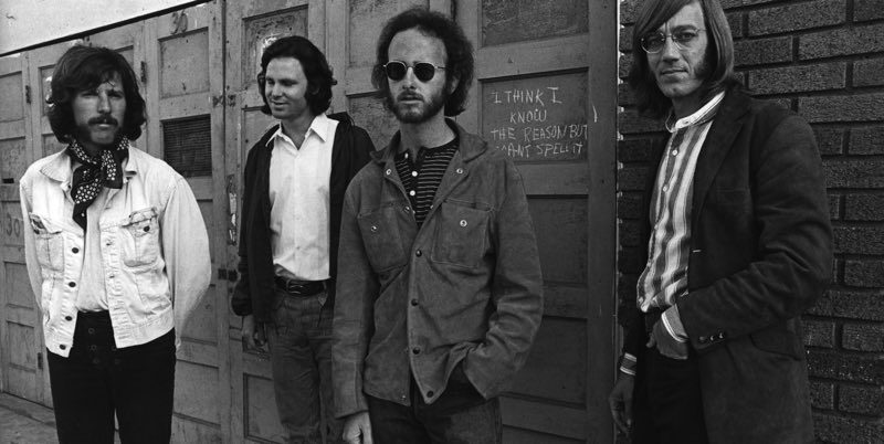 The doors L A Woman