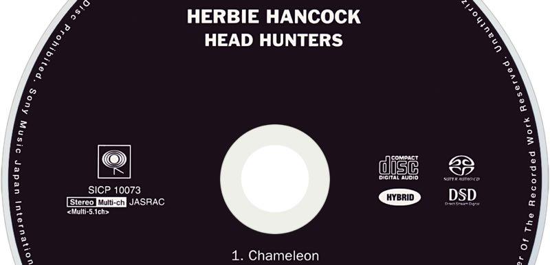 herbie hancock headhunters