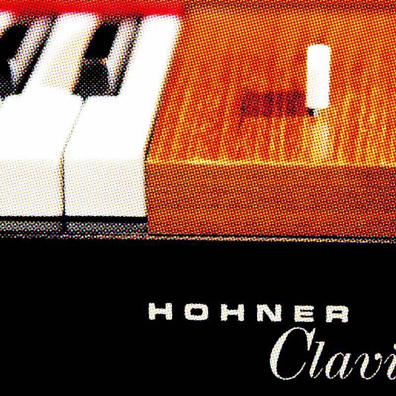 Clavinet Hohner, une sonorité extrêmement véloce