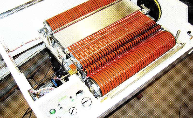 Le Mellotron, ancêtre du sampleur et de la boîte à rythmes