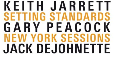 Keith Jarrett standards (Keith Jarrett, Gary Peacock, Jack Dejohnette)