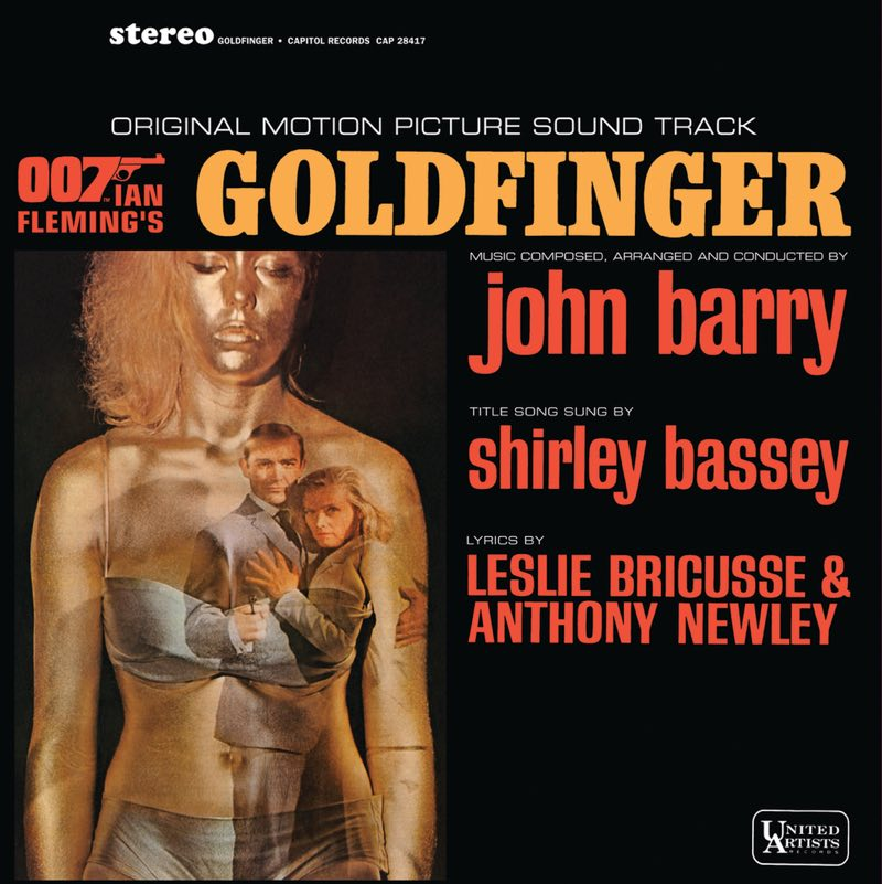 Bande originale de Goldfinger (John Barry)