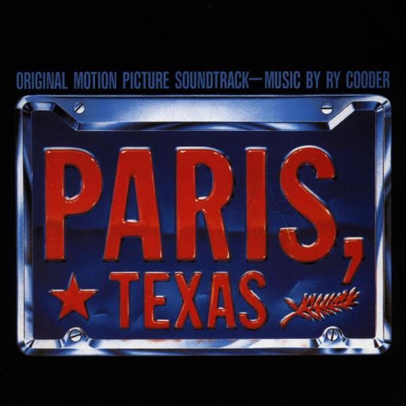 Bande originale de Paris Texas (Ry Cooder),
