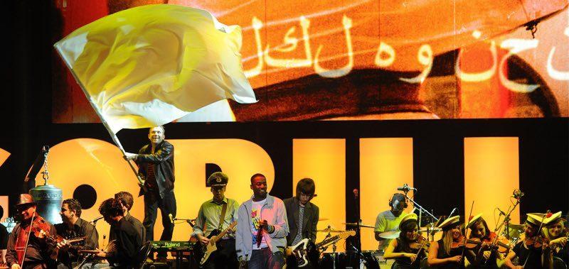 Damon Albarn Mali Music