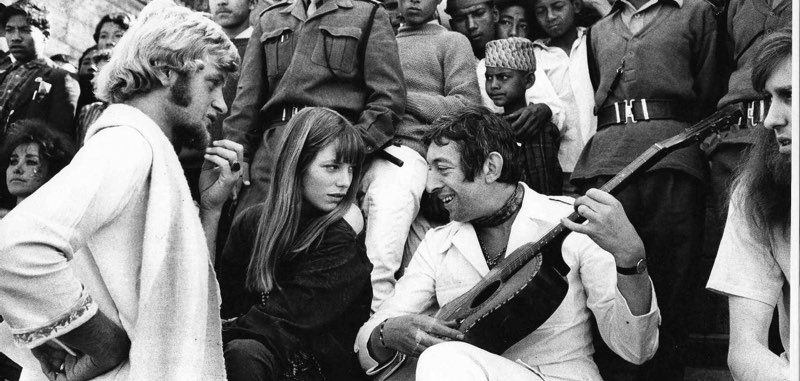 Histoire de Melody Nelson (Serge Gainsbourg)