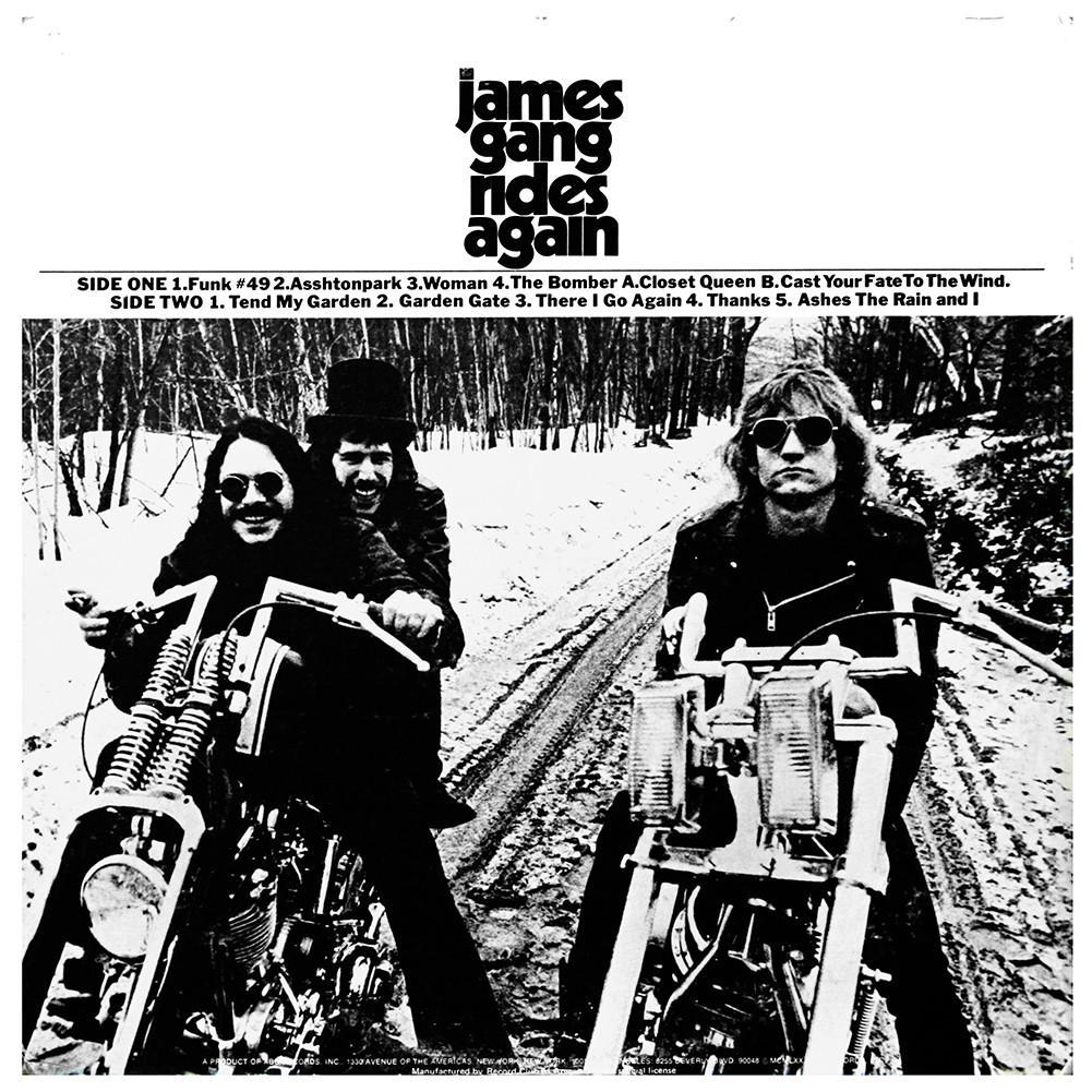 The James Gang Rides Again