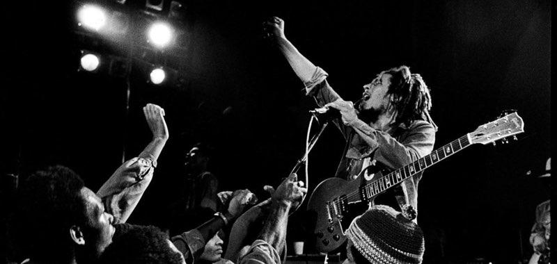 Bob Marley Uprising