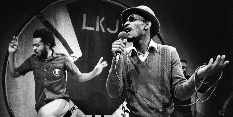 Linton Kwesi Johnson Forces Of Victory