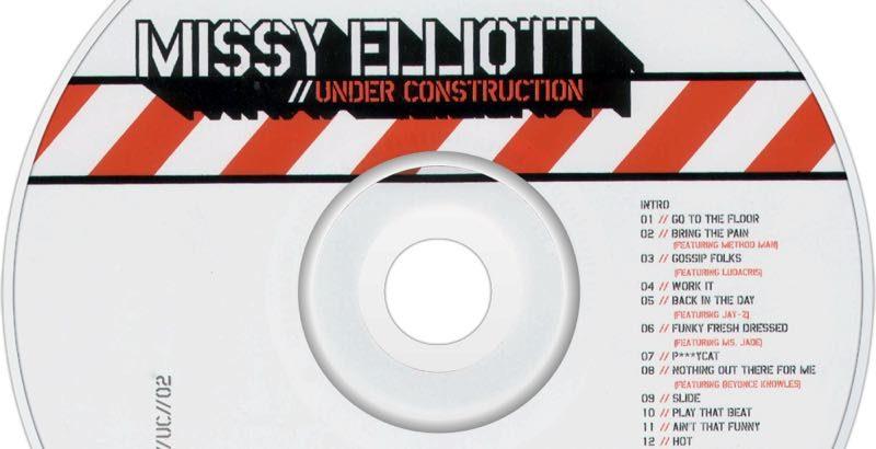 Missy Elliot Under Construction