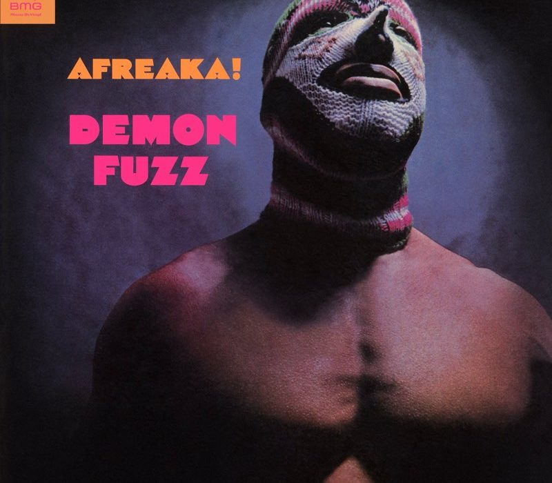 Demon Fuzz Afreaka