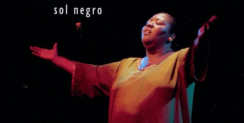 Virginia Rodrigues Sol Negro