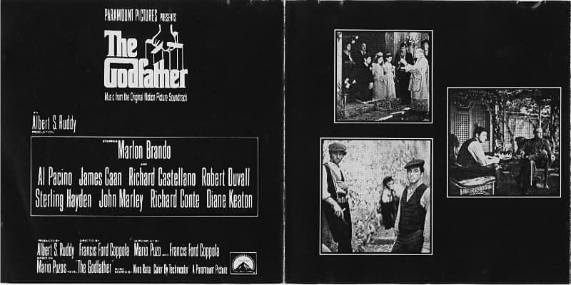 Nino Rota – musique le parrain