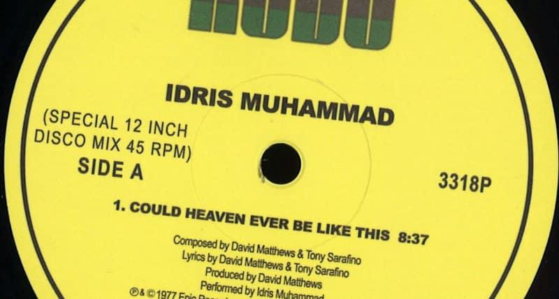 Idris Muhammad Turn This Mutha Out