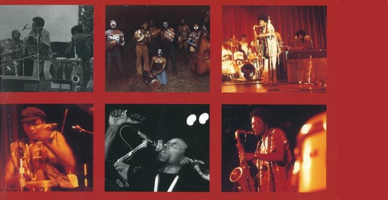 Oneness of Juju African Rhythms 1970-1982
