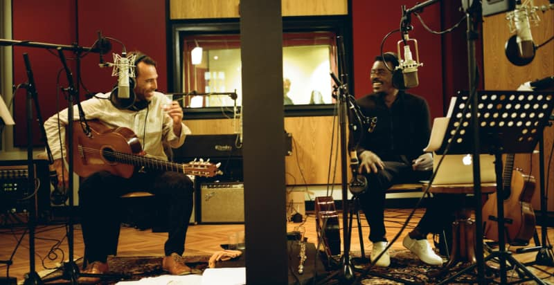Seu Jorge & Rogê Night Dreamer Direct To Disc Sessions