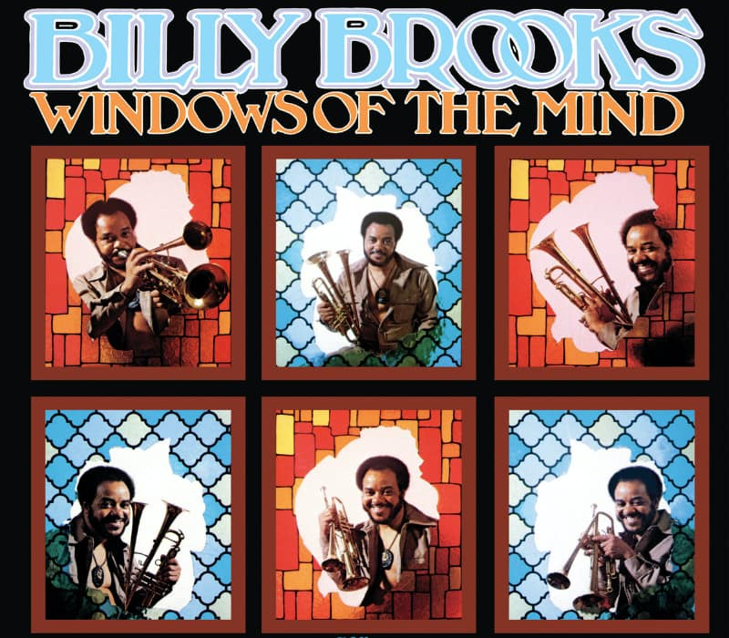 Billy Brooks Windows of the Mind