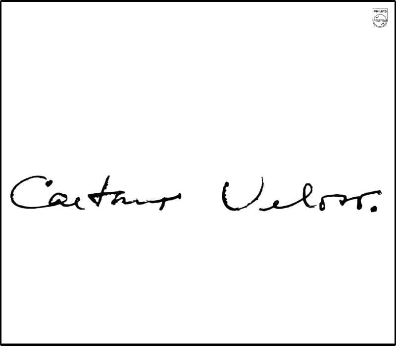 Caetano Veloso Album Branco